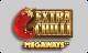 extra chilli Megaways slot logo