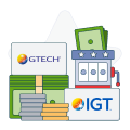 gtech acquires igt