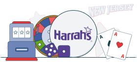 harrah's casino games in nj