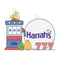 harrah's slots details