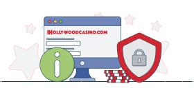 hollywood casino info