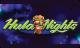 hula nights slot logo
