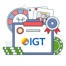 igt license and number of games per state