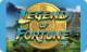 legend of fortune slot logo