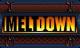 meltdown slot logo