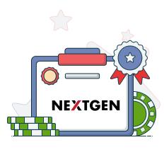 nextgen license info