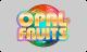 opal fruits slot logo