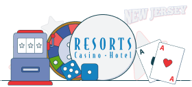 resort casino games nj