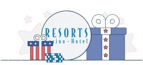 resort casino match bonus