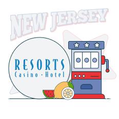 resorts casino slots nj