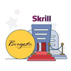 borgata casino and skrill logo