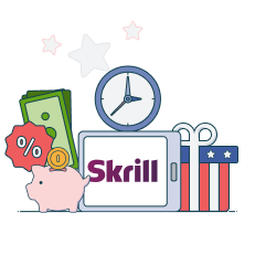 skrill transfer limits, times and fees