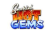 smokin hot gems slot logo