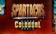 spartacus super colossal reels slot logo