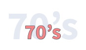 the 70s