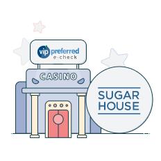 vip preferred and sugarhouse casino logo