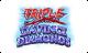 triple double da vinci diamonds slot logo
