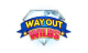 way out wilds slot logo