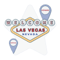 vegas welcome sign